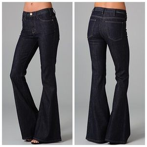 Current Elliot The High Rise Bell Jeans